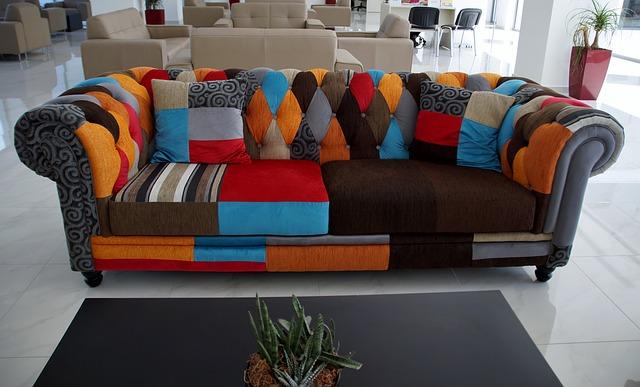 prodejna nábytku