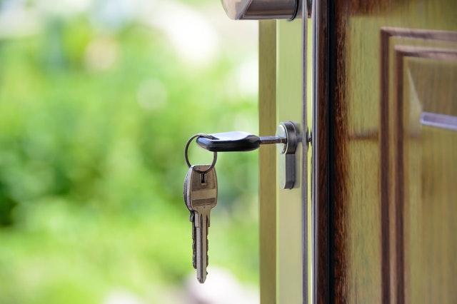kľúč od domu
