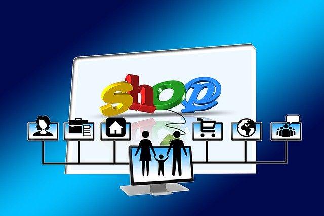 Postavičky, rodina, internet, e-shop